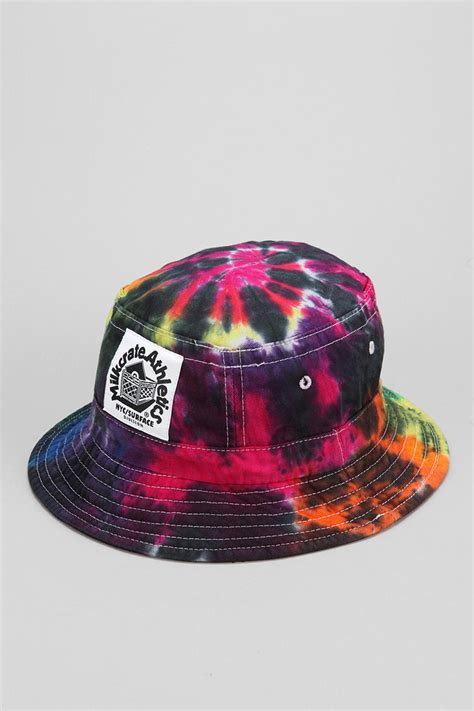 Urban Outfitters Milkcrate Athletics Tiedye Bucket Hat for