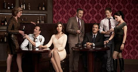 WIRED Binge-Watching Guide: The Good Wife   WIRED