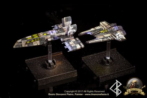 PIMPMYFIGHTER Scum squad: HWK-290 Moldy Crow and