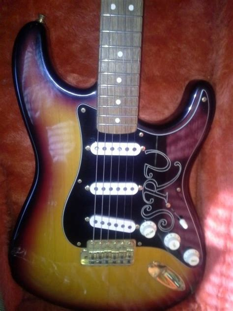 What Year Was My Fender Srv Stratocaster Made? Serial