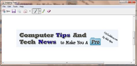 Snipping Tool Download Windows 8/7/8