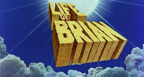Monty Python's Life of Brian is larger than life