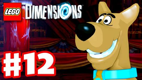 LEGO Dimensions - Gameplay Walkthrough Part 12 - Scooby