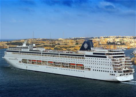 Cruise Ship MSC Sinfonia : Picture, Data, Facilities and