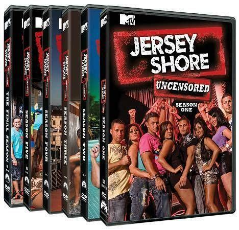 Jersey Shore Episodes and More| eBay