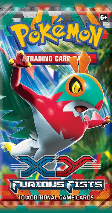 Hawlucha booster pack by Purple Pawn