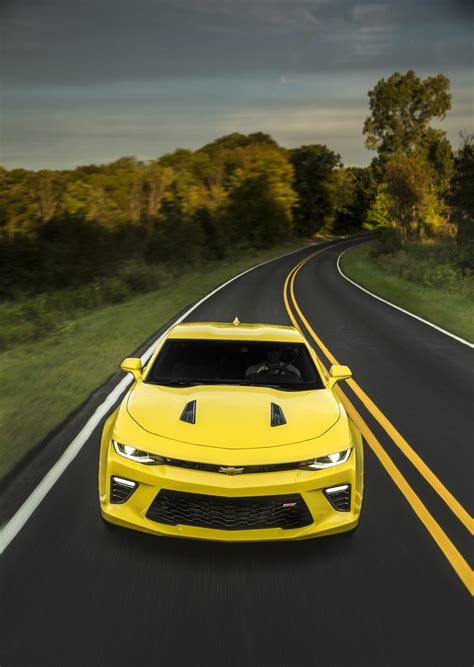 2016 Camaro Models Come With Outstanding Performance