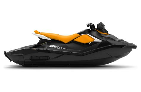 New 2021 Sea-Doo Spark 3up 90 hp iBR, Convenience Package