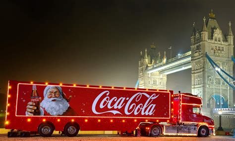 Coca-Cola Christmas Truck 2019 dates confirmed - where to