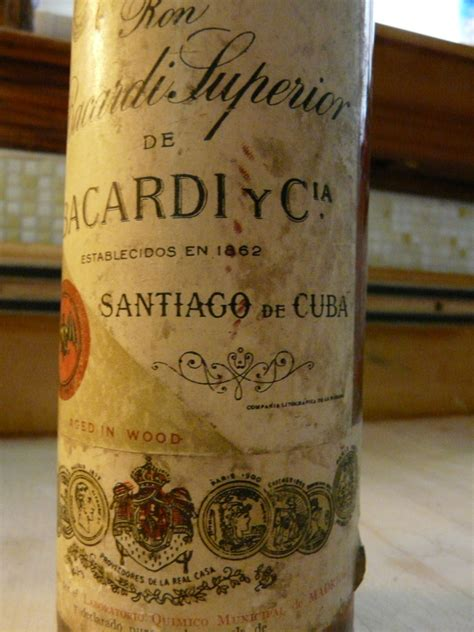 Hello: What Is The Value Of This, Vintage Old Ron Bacardi
