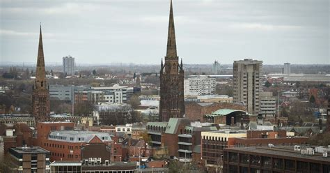 Coventry city centre: Building projects that will