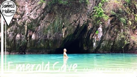 EMERALD CAVE TOUR - How to beat the crowds - KOH MOOK