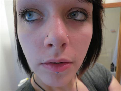 Double Nose Piercing Types, Jewelry, Pictures | Body