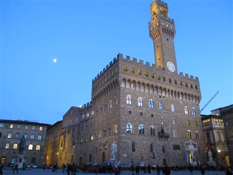 Palazzo Vecchio, Florence > History, Museum Opening Hours