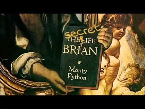 The Secret Life Of Brian: Documentary on the Monty Python