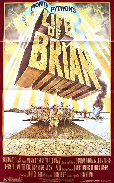 Life of Brian (1979) - Filmposters, Monty python en Oude films