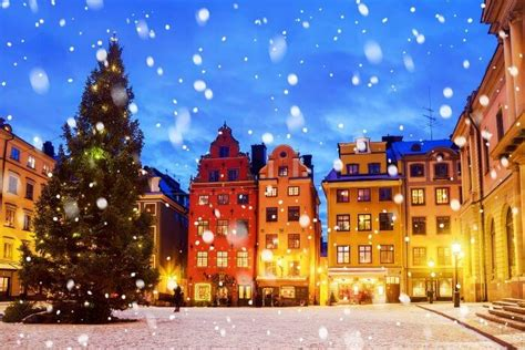 Stockholm In December: A Mini-guide To The Swedish Paradise