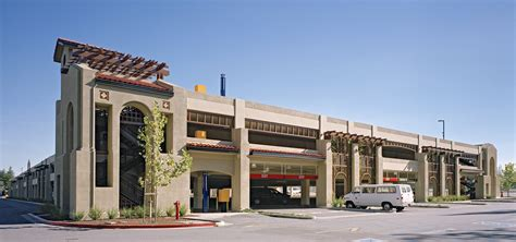 De Anza College Parking Structure - IPD : IPD